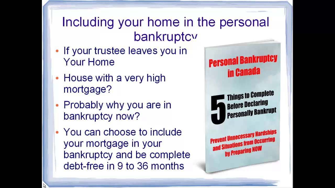 Bankruptcy in Canada Video 2: Provincial Exemption Limits ...