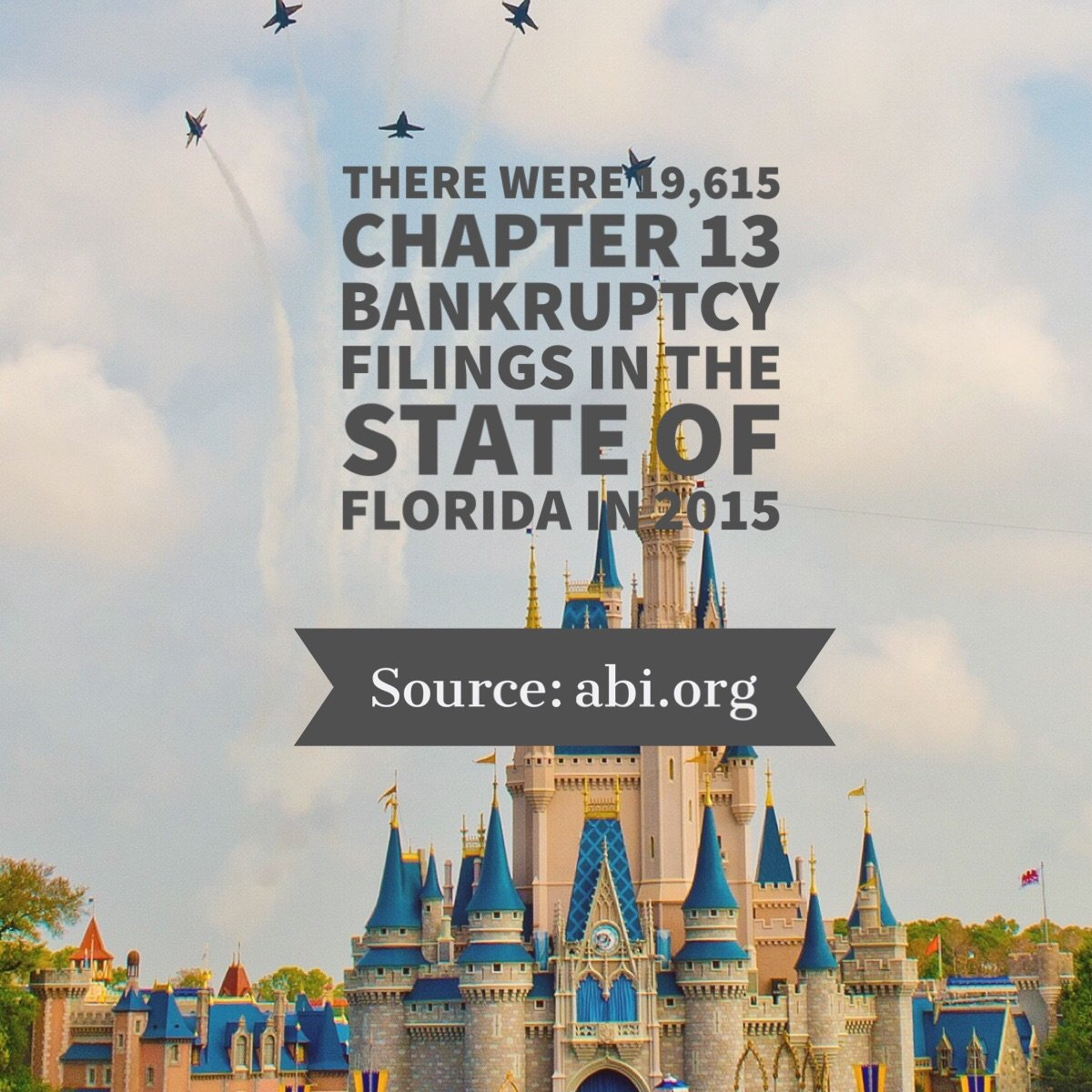 Bankruptcy Statistics: Chapter 13 Filings in Florida ...
