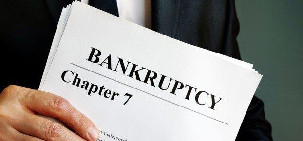 Debts Discharged in Bankruptcy