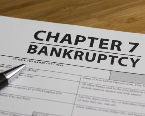 Do I Qualify for Bankruptcy? Fill out a simple online form