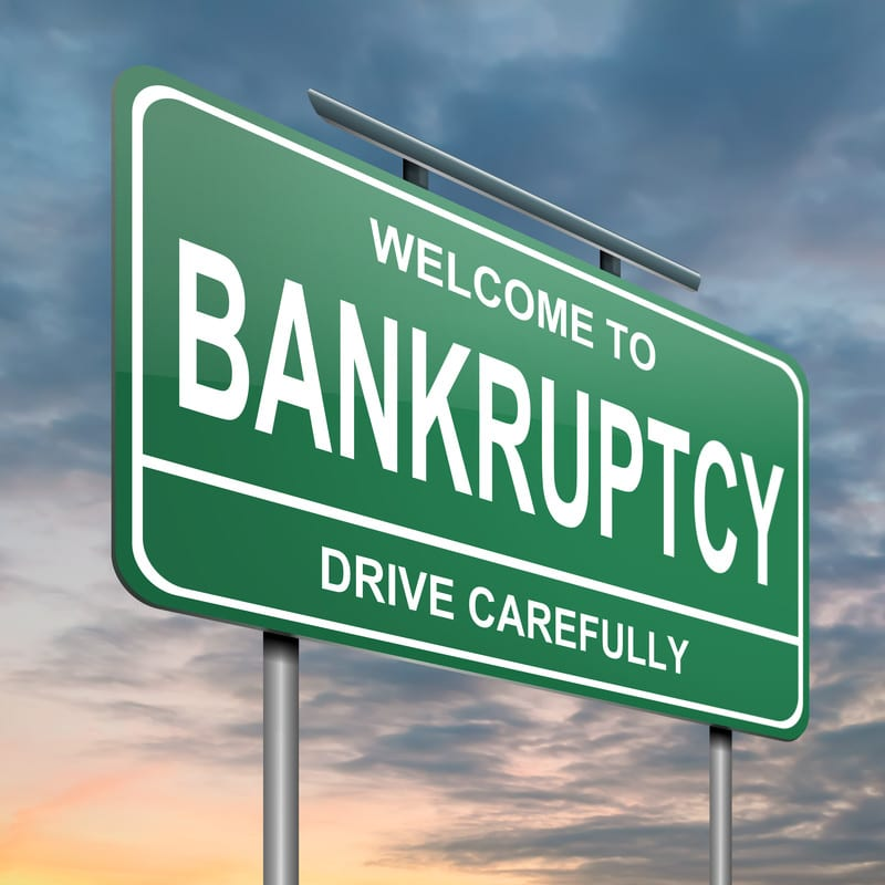 Do people declare bankruptcy as a ruse to not pay back ...