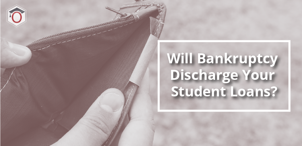 Does Bankruptcy Clear Your Student Loan Debt