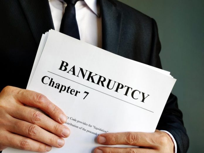 filing for bankruptcy what happens and why its not as