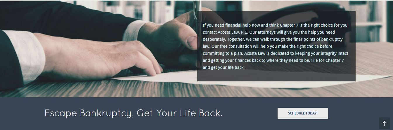 Filing for chapter 13 bankruptcy can help organize your ...