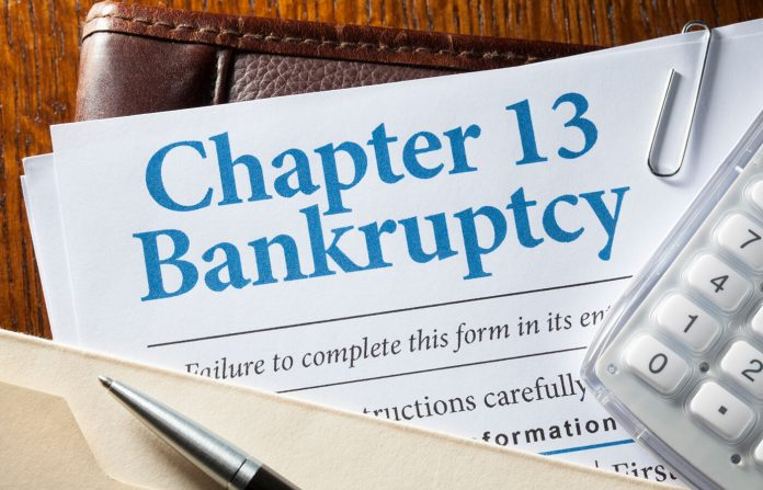 how long do you have to pay off debts in chapter 13