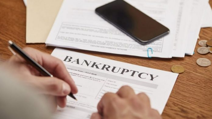 how many times can you file bankruptcy house of debt