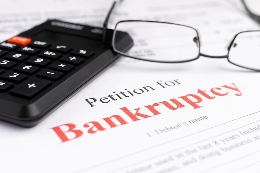 How Much Debt to File Bankruptcy