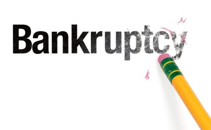 how soon can a bankruptcy be removed from my credit report
