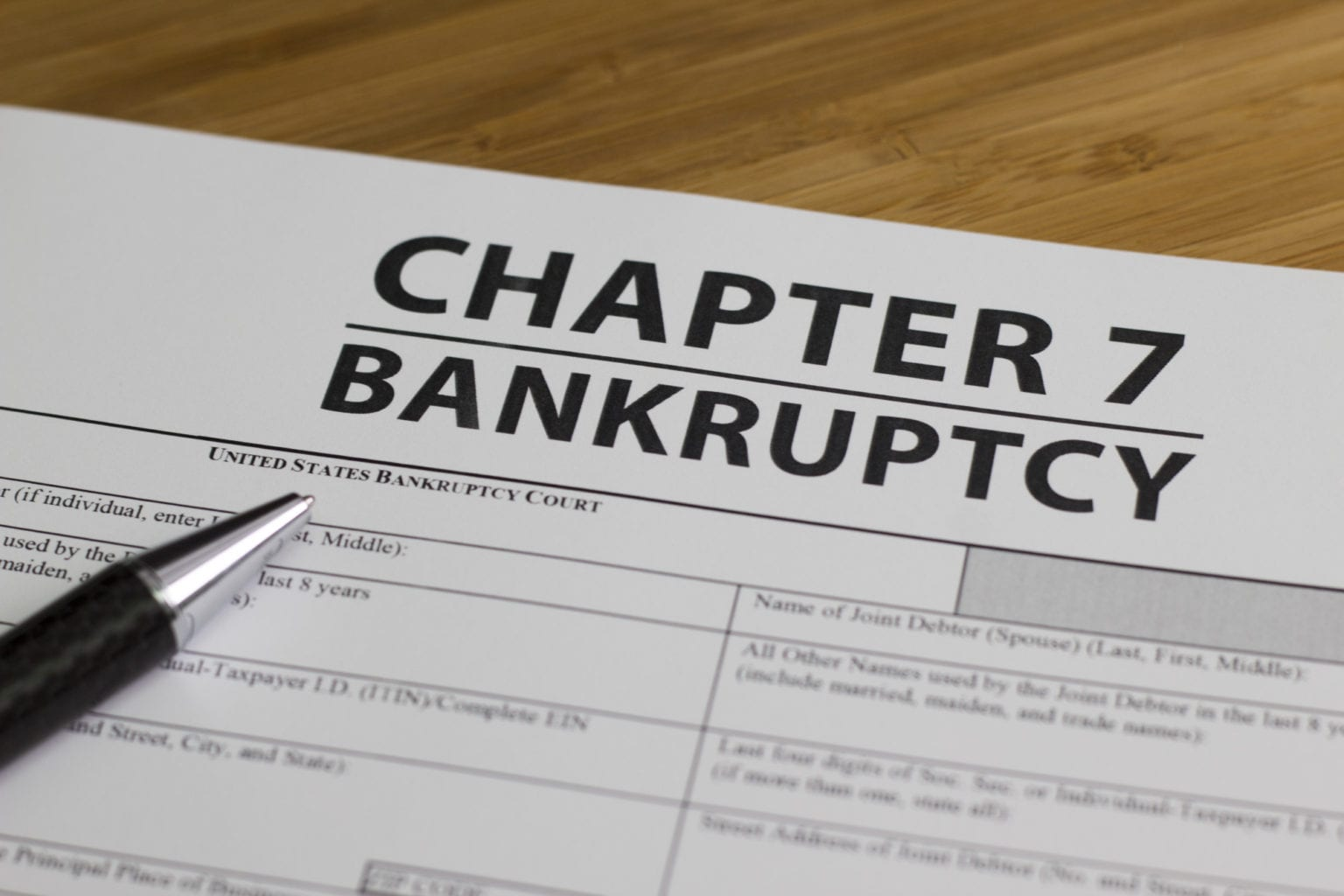 How to file for bankruptcy without a lawyer [And Reasons ...