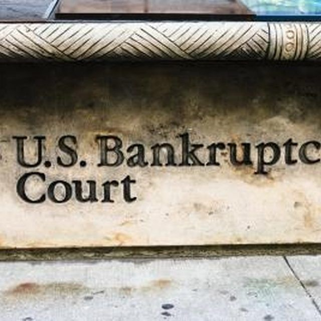 how to find out if a company has filed bankruptcy