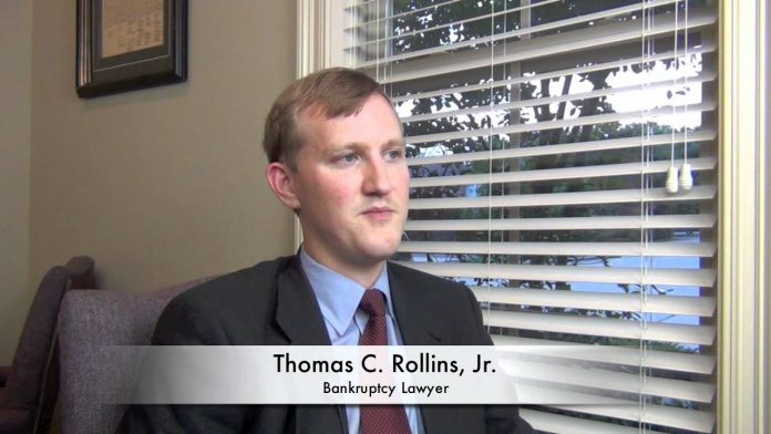 is my spouse required to file bankruptcy if i file