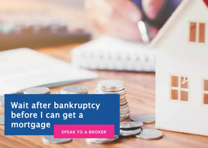 mortgages for discharged bankrupts niche