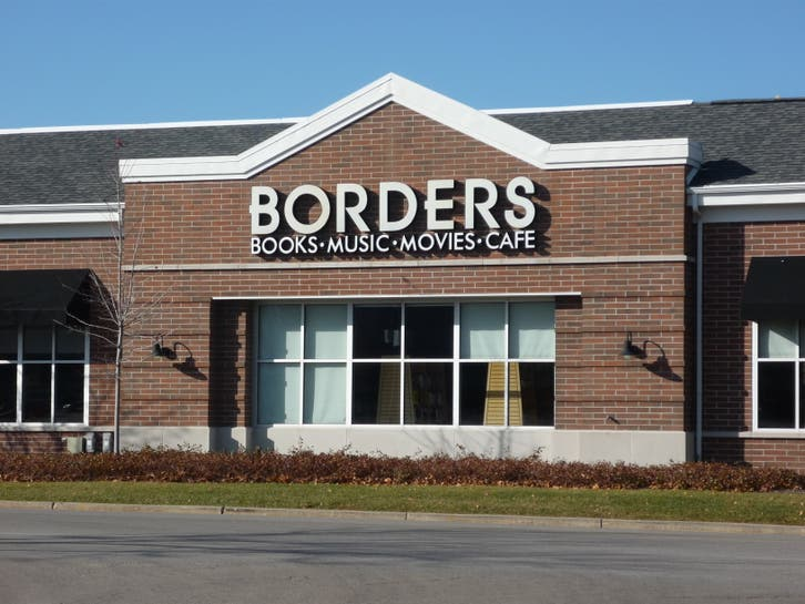 Owners of Borders Building File Bankruptcy