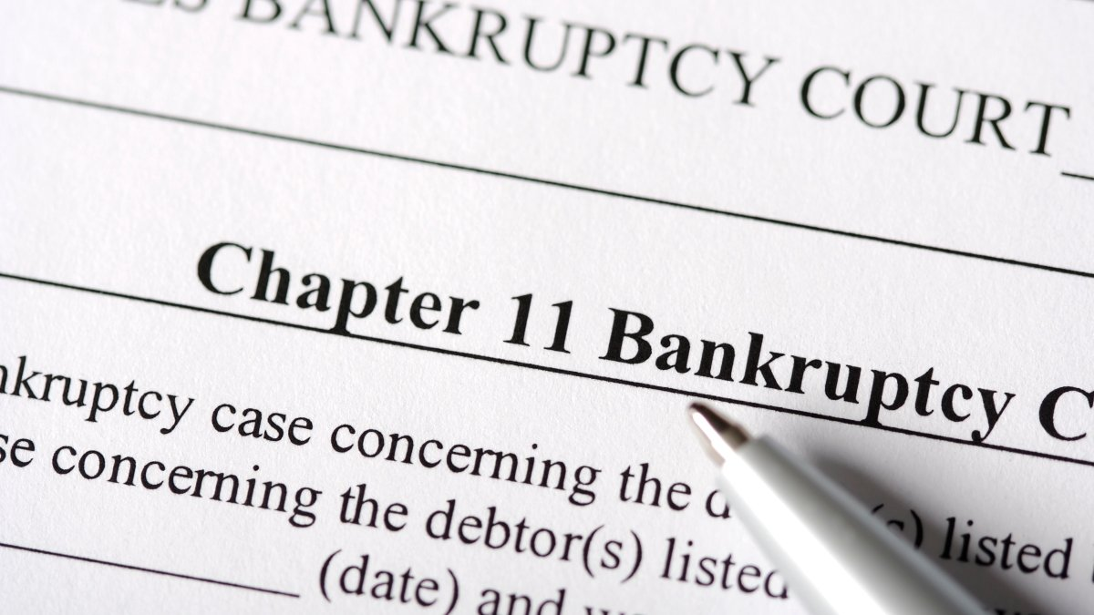 Study Shows Texas Has the Highest Rate of Chapter 11 ...