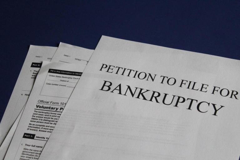 What Does Declaring Bankruptcy Do?