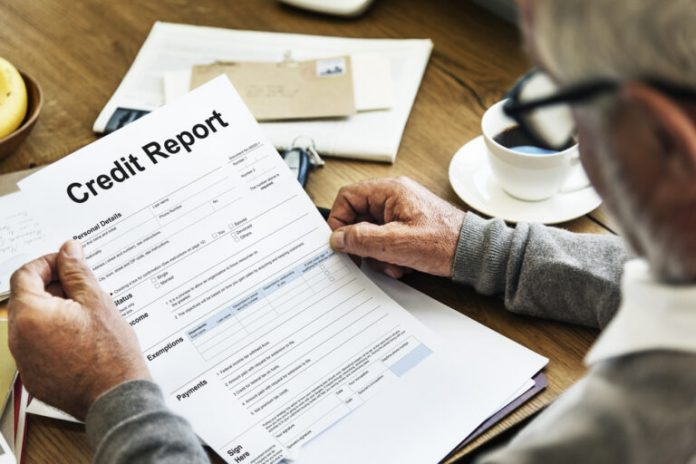 why you should check your credit report after filing for