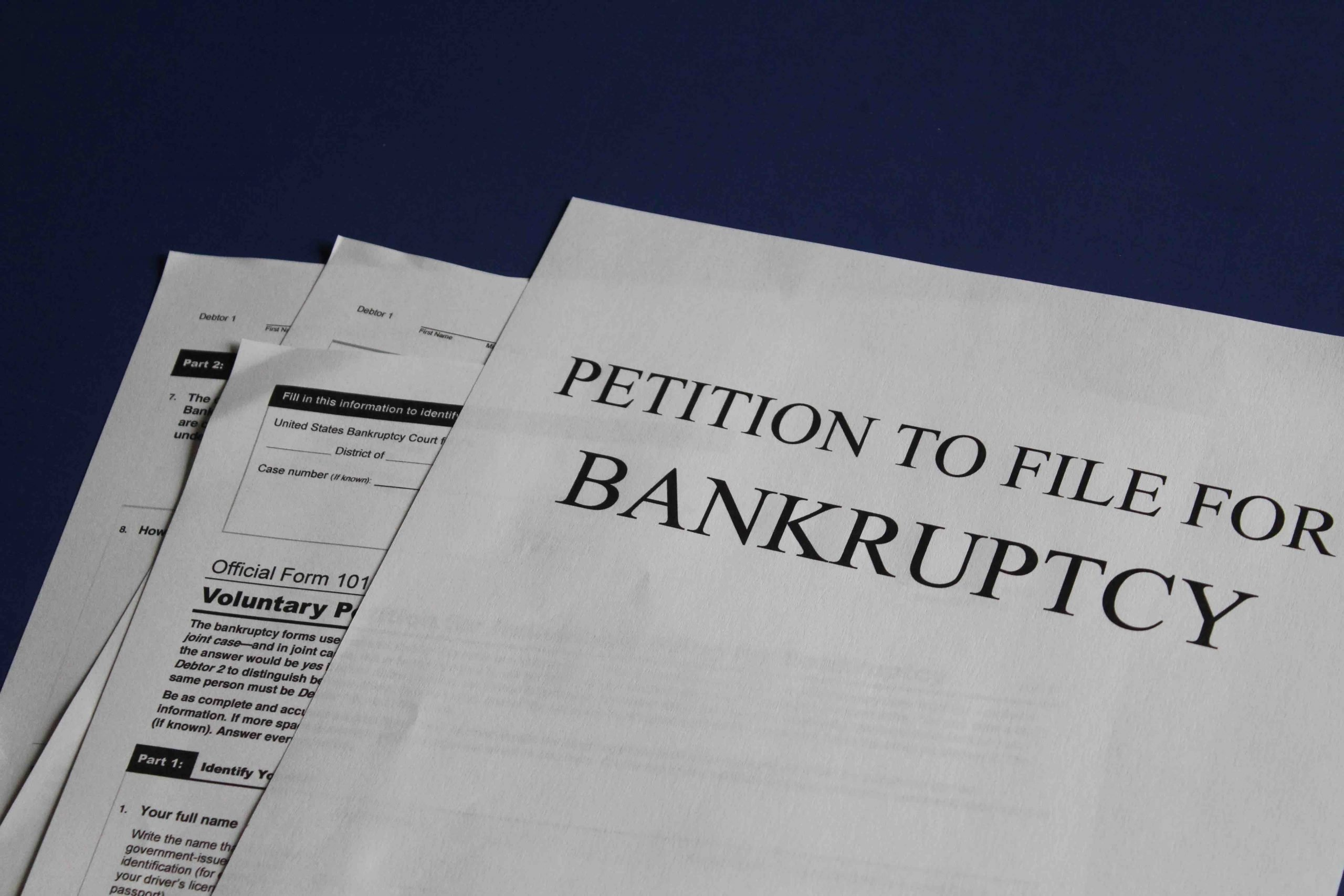 Why You Should Not Wait to File for Bankruptcy